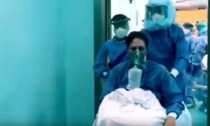Lotta al virus: l'emozionante video girato dai medici ed infermieri nella Rianimazione di Sestri