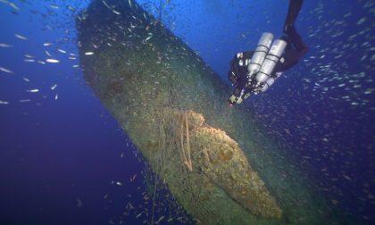 Le immersioni nel mare di Liguria durante il Covid-19