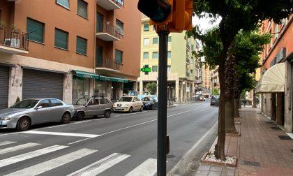 Nuovi semafori in via dei Giustiniani, in via San Rocco e in via Roma