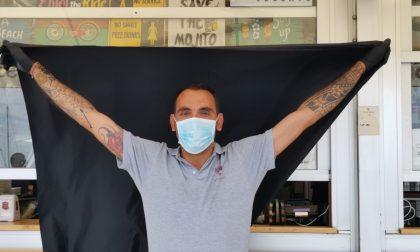 Drappo nero e #cosìnonapro: parte da Sanremo e provincia la clamorosa protesta di bar e ristoranti