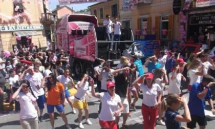 Giro d'Italia a Cicagna, è già passato un lustro
