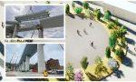 """Ecco come sarà la """"Radura della Memoria"""" sotto il nuovo ponte di Genova"""