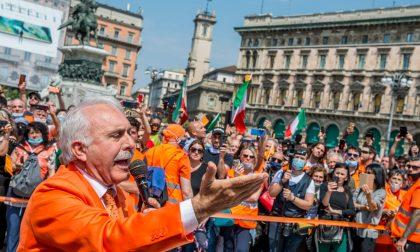 Oggi Pappalardo e i Gilet Arancioni a Genova