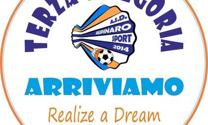 Terza Categoria, nasce la squadra riserve del Rupinaro Sport