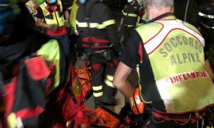 Tragedia durante l'escursione, turista precipita e perde la vita
