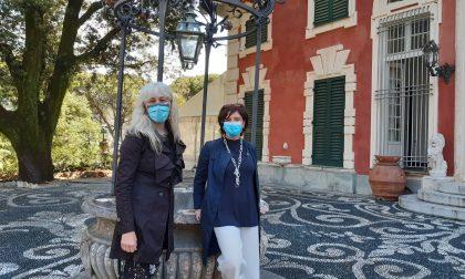 Villa Durazzo ha riaperto al pubblico