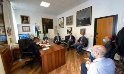 L'amministrazione incontra           i  rappresentanti di IREN
