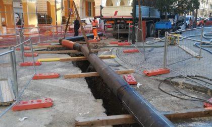 Canali di deflusso delle acque bianche, proseguono i lavori a Chiavari