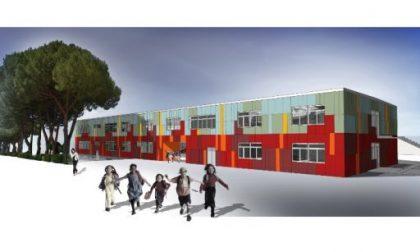 Sestri, gli interventi di efficientamento energetico nella scuola di via Lombardia