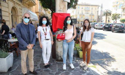 Inaugurato il primo defibrillatore cittadino a Lavagna