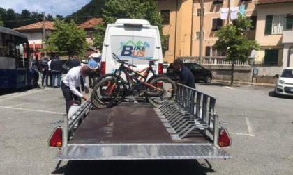 Atp presenta il servizio Bike Bus