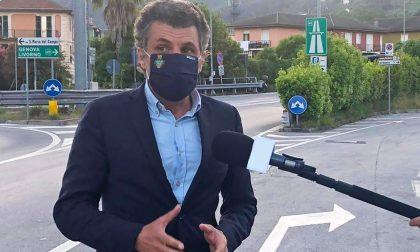 Rapallo, il sindaco Bagnasco positivo al Covid