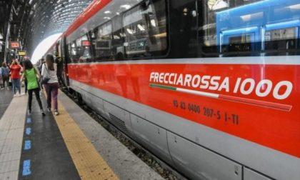 Con l'orario estivo in Liguria arriva anche il Frecciarossa 1000