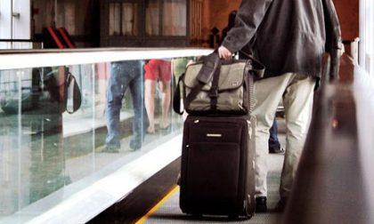 Voli, niente più trolley a bordo, scatta il divieto dei bagagli a mano