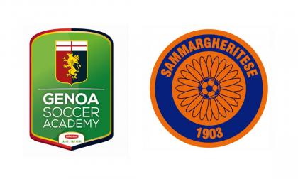 Accordo tra Sammargheritese e Genoa Academy
