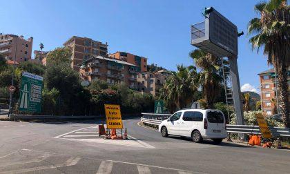 A12 Genova- Sestri Levante: riaperto il casello di Chiavari