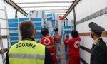 Emergenza coronavirus, distribuite agli ospedali migliaia di camici requisiti in dogana