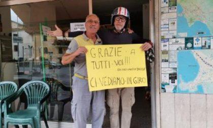Oriano Minetti, storico benzinaio di Casarza va in pensione e l'impianto cambia gestione