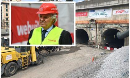 """""""Tra Ponte, Terzo Valico e Nodo ferroviario 5500 persone al lavoro. La Liguria del futuro"""""""