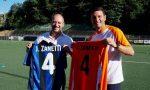 Xavier Zanetti ha incontrato i giocatori della Sammargheritese