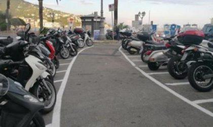 Rapallo, gli scooter hanno sfrattato i disabili