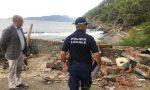 Chiavari, il maltempo colpisce la zona di Preli
