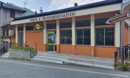 Abbattute le barriere architettoniche nell'ufficio postale di Rezzoaglio