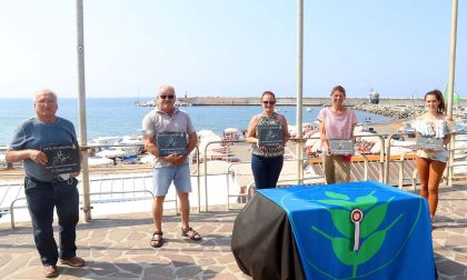 Cerimonia per celebrare i Migliori Uliveti e la Spiga Verde