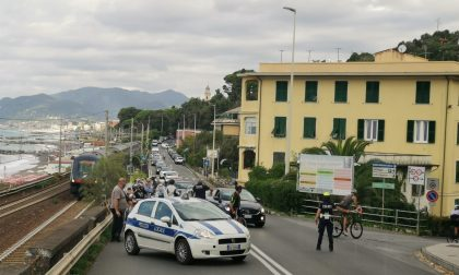 Sestri, incidente a Sant'Anna