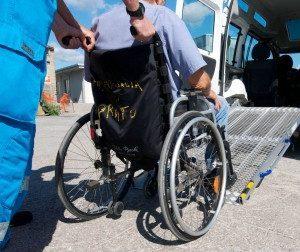 Gli accompagnatori dei pazienti con disabilità potranno permanere all'interno degli ospedali