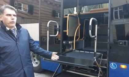 Nasce il bus dedicato ai disabili