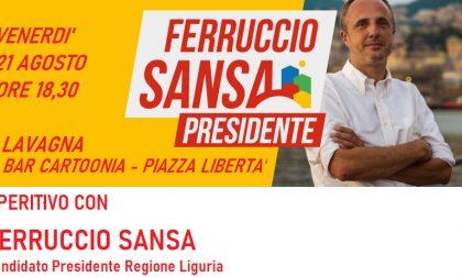 Elezioni, domani Sansa a Lavagna