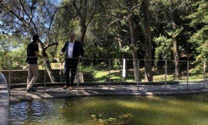 """""""Tre anni fa la situazione dell'intero parco di Villa Rocca era disastrosa"""""""