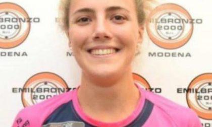 Elena Fronza vestirà ancora la maglia di Modena