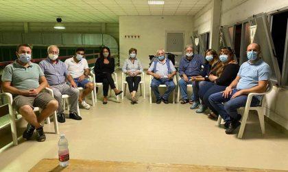 Il nuovo consiglio comunale di San Colombano Certenoli