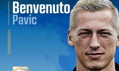 Virtus Entella, arriva Markus Pavic