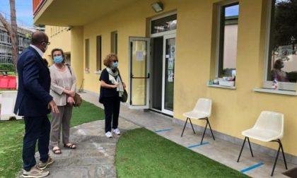 Prolungamento dell'orario all'asilo nido Soracco