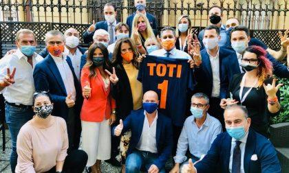 Liguria, Giovanni Toti rieletto presidente