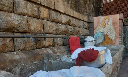 A Moneglia recuperati i lavatoi di levante in occasione della Santa Croce