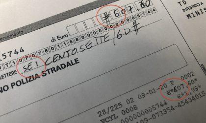 Paga la multa falsificando bollettino postale: 53enne di Sestri Levante denunciato