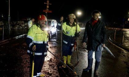 Maltempo, bilancio positivo per Santa Margherita: «Ore difficili, ma nessuna grave conseguenza»