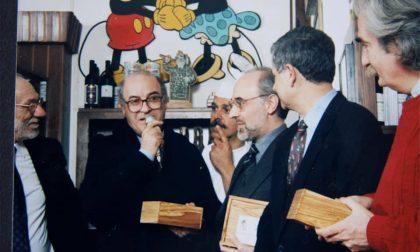 Anche U Giancu piange la morte del fumettista Quino