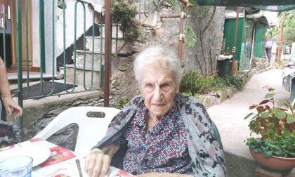 Un secolo di vita per Emilia Canepa