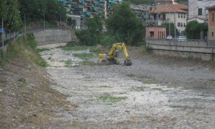 Nuove attività di manutenzione per il torrente Recco e i rivi minori