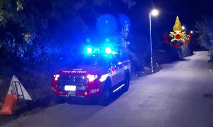 Dispersa nella notte sul monte di Portofino, raggiunta da Vigili del Fuoco e Soccorso Alpino