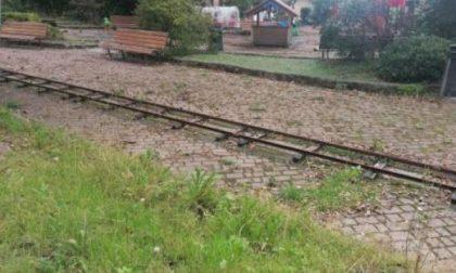 Parco Canessa: cresce ancora l'erba sintetica
