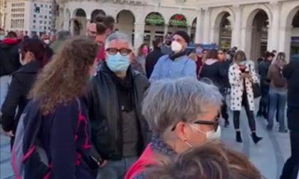 Nuovo decreto, protesta a Genova