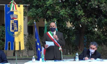 A Zoagli il primo consiglio comunale in piazza