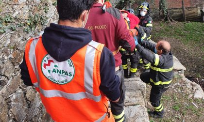Ancora una caduta durante la raccolta delle olive: in ospedale questa volta una donna, fortunatamente non grave