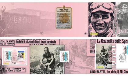 Poste Italiane e Gazzetta dello Sport insieme per celebrare Gino Bartali